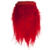 Coque Saddle Trim 6-7in 1Yd Approx 14g Red